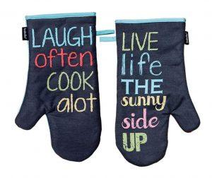 Комплект 2 кухненски ръкавици Sunny Side
