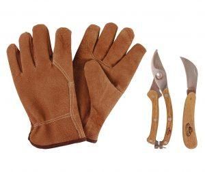 Комплект градинарски инструменти 3 части Thorns