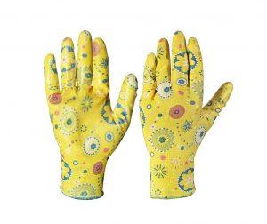 Градински ръкавици Yellow World S