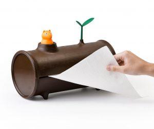 Поставка за ролка хартия Log and Roll