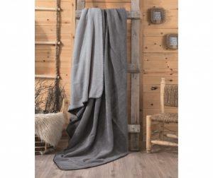 Одеяло Abbi Dark and Light Grey 200x220 см