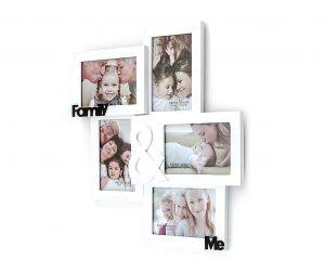 Рамка за 5 снимки Family & Me