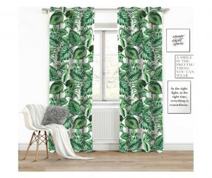 Завеса Palms 140x250 см