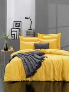 Комплект спално бельо Double Ranforce