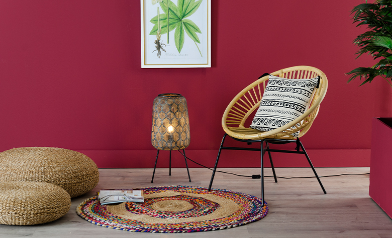 Наситени цветове в интериорния дизайн