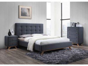 Легло Lisa Grey 160x200 см